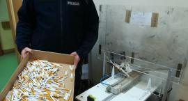 Nielegalne papierosy na Zazamczu we Włocławku. Były warte kilkanaście tysięcy