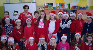 Mikołajki w Szkole Podstawowej nr 1 w Brześciu Kujawskim.