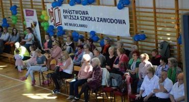 Święto tańca w PWSZ we Włocławku