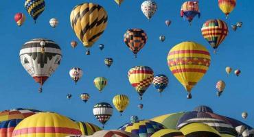 Włocławskie niebo zaroi się od balonów. Włocławskie Zawody Balonowe już od czwartku