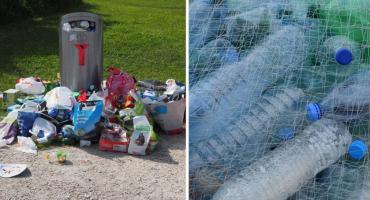 Przypadki nielegalnego wyrzucania śmieci we Włocławku. Straż Miejska zwraca się z apelem