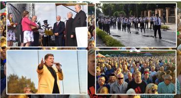 Tłumy na dożynkach 2018 w Lubrańcu [ZDJĘCIA, VIDEO]