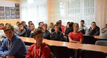 Saniko edukuje młodzież we Włocławku [ZDJĘCIA]
