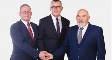Burmistrz Brześcia Kujawskiego Wojciech Zawidzki: Popieram w tych wyborach Tomasza Chymkowskiego