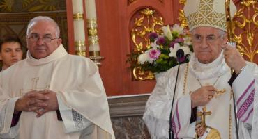 Uroczystość nadania im Jana Pawła LO w Kowalu
