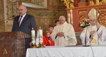 Zespół Szkół w Kowalu zyskał patrona - Świętego Jana Pawła II [VIDEO, ZDJĘCIA]