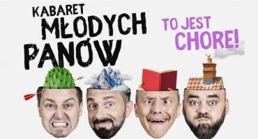 Kabaret Młodych Panów wystąpi we Włocławku