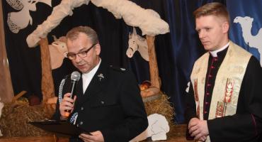 Powiatowe strażackie spotkanie opłatkowe 2018 w Smólniku [ZDJĘCIA, VIDEO]