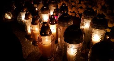 Cmentarz w Brześciu Kujawskim ma internetową wyszukiwarkę grobów. Możesz też zapalić lampkę