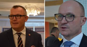 Burmistrz Brześcia Kujawskiego i Prezydent Włocławka podsumowali 2018 rok. Jakie mają plany?