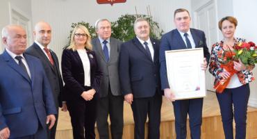20-lecie Starostwa Powiatowego we Włocławku 2019 - Spotkanie Noworoczne