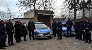 Komisariat w Brześciu Kujawskim dostał 2 nowe radiowozy [FOTO]