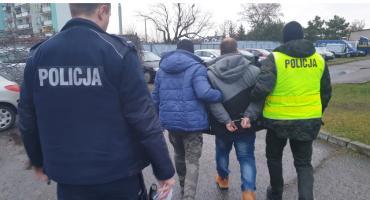 Podejrzany mężczyzna, który miał grozić Prezydentowi Włocławka zatrzymany [VIDEO]