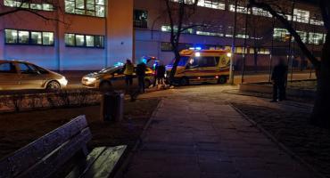 Tragiczny wypadek we Włocławku. Nie żyje piesza potrącona na ulicy Stodólnej [FOTO]