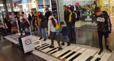 Big Piano zagrało we Wzorcowni we Włocławku