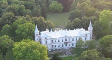 Zabytkowy pałac w Wieńcu czeka modernizacja. Kiedy Kujawskie Centrum Muzyki?