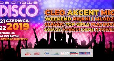 Balonowe Disco 2019 pod Włocławkiem. Największa taka impreza w regionie