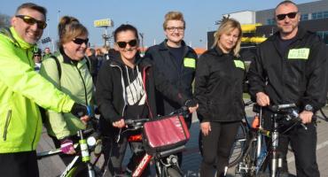 Rajd rowerowy pamięci Agnieszki Sobańskiej - 2019 we Włocławku