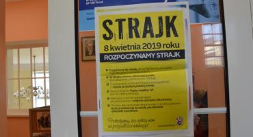 Strajk nauczycieli we Włocławku. Jak wygląda protest w szkołach w naszym mieście?