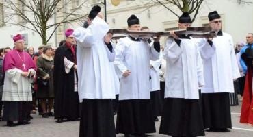 Droga Krzyżowa 2019 we Włocławku przejdzie ulicami miasta