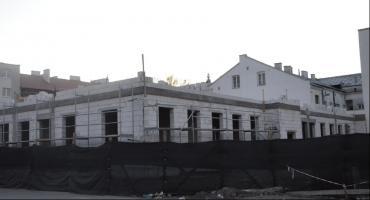 Biurowiec Geodezji powstaje we Włocławku. Zmieniono termin wykonania prac i nie tylko