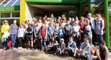 Wycieczka do Górzna uczniów ze Szkoły Podstawowej w Smólniku