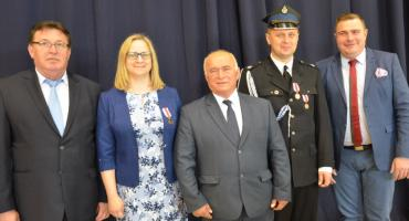 Powiatowe Obchody Dnia Strażaka 2019 w Choceniu
