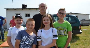 Piknik Archeologiczny Megalityczne Przesilenie 2019 w Sarnowie.