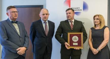 Medal Unitas Durat dla bohatera z Brześcia Kujawskiego