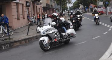 Ogólnopolski Zlot Motocykli 2019 w Choceniu: Parada [VIDEO, ZDJĘCIA]
