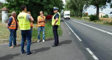 Tragiczny wypadek w Borucinku na DK62. Zginęła 16-letnia dziewczyna