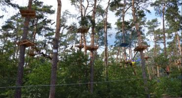 Wypadek czy zaniedbanie w Parku linowym we Włocławku?