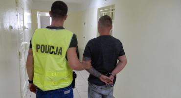 Podryw na policjanta we Włocławku. Dwaj mężczyźni postanowili się zabawić
