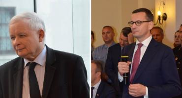 Jarosław Kaczyński i Mateusz Morawiecki przyjadą do Włocławka