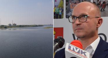 Ścieki z Warszawy płyną do Włocławka. Zwołano sztab kryzysowy w trybie nagłym