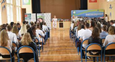 Rozpoczęcie roku szkolnego 2019/2020 we Włocławku: Chemik