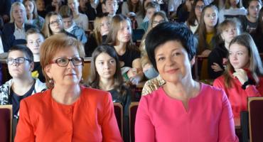 Poseł  dr Joanna Borowiak zorganizowała konkurs wiedzy  o Sejmie