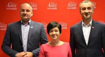 ANWIL zwiększy finansowanie  klubu  koszykówki Włocławek