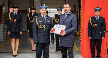 Jest nowy Komendant Straży Pożarnej we Włocławku
