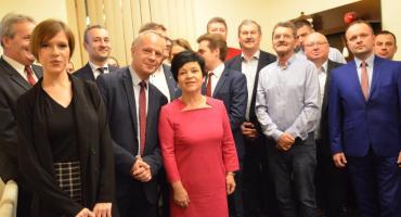 Wybory 2019: Radość w sztabie Joanny Borowiak