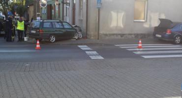 Pijana matka uderzyła w inny pojazd w Brześciu Kujawskim, zostawiła auto i pieszo odprowadziła dzieci do szkoły