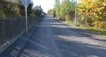 Kolejna droga przebudowana w Gminie Włocławek