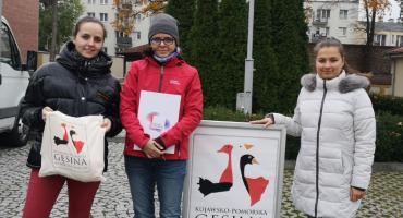 Gęsina na Św. Marcina 2019 we Włocławku. Włocławianie odebrali gęsi [ZDJĘCIA]