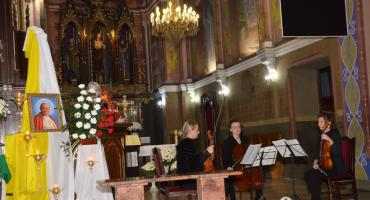 Koncert Wariacje Goldbergowskie w Lubieniu Kujawskim [ZDJĘCIA]