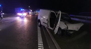 Śmiertelny wypadek w miejscowości Cotoń [ZDJĘCIA]