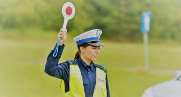 Policjantka w ciąży ratowała pieszego we Włocławku