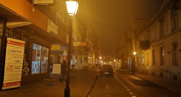 INTERWENCJA: Brak lamp na Zduńskiej i Piekarskiej we Włocławku wzbudził niepokój mieszkańców