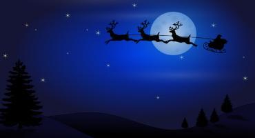Mikołaj odwiedzi Lubanie